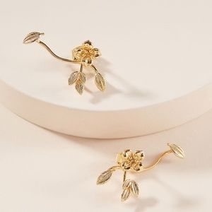 Maisie Crawler Earrings
